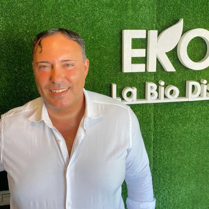 Francesco Colombo CEO Founder Ekonore Italia